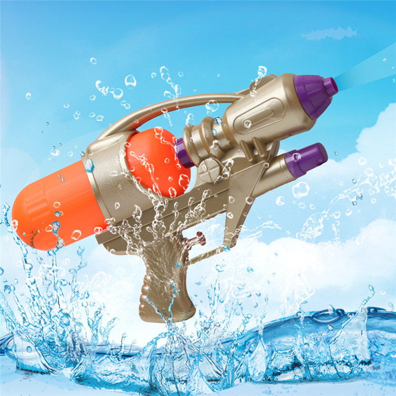1PC Children Summer Outdoor Beach Water Toys Shape Playing Water Toys toy gun FOR KID D4